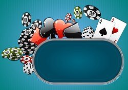 Poker im Casino