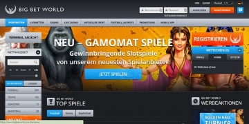 Big Bet World Erfahrungen