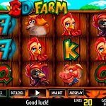 Das 3D Farm HD Icon