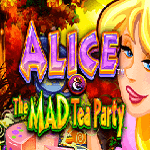 Das Alice and the Mad Tea Party Logo