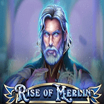 Das Rise of Merlin Logo