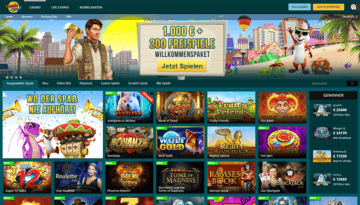 LuckLand Casino Test