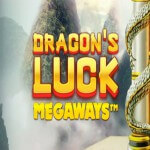 Das Dragon's Luck Megaways Logo
