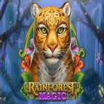 Das Rainforest Magic Logo