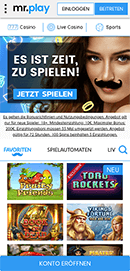 Mobile Mr Play Webseite_2